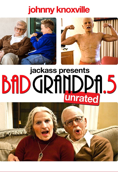 Jackass: Bezwstydny dziadek 0,5 / Jackass Presents: Bad Grandpa .5