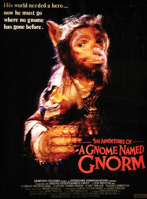 Ponad światem / A Gnome Named Gnorm
