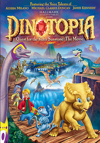 Dinotopia: Walka o rubinowy kryształ / Dinotopia: Quest for the Ruby Sunstone