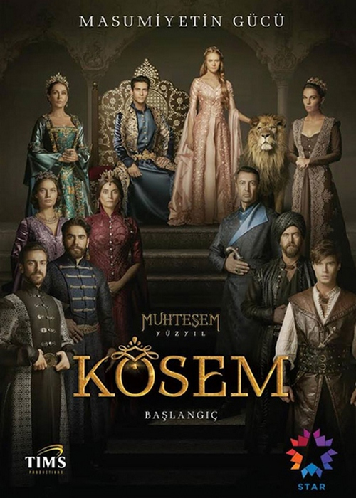 Wspaniałe stulecie: Sułtanka Kösem / Muhtesem Yüzyil: Kösem (Sezon 1)