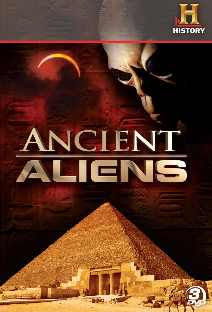 Starożytni Kosmici / Ancient Aliens (Season 1)