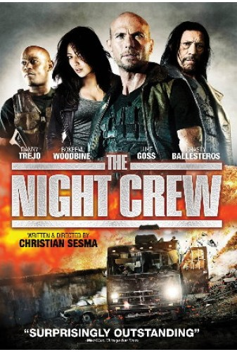 Krwawa noc / The Night Crew