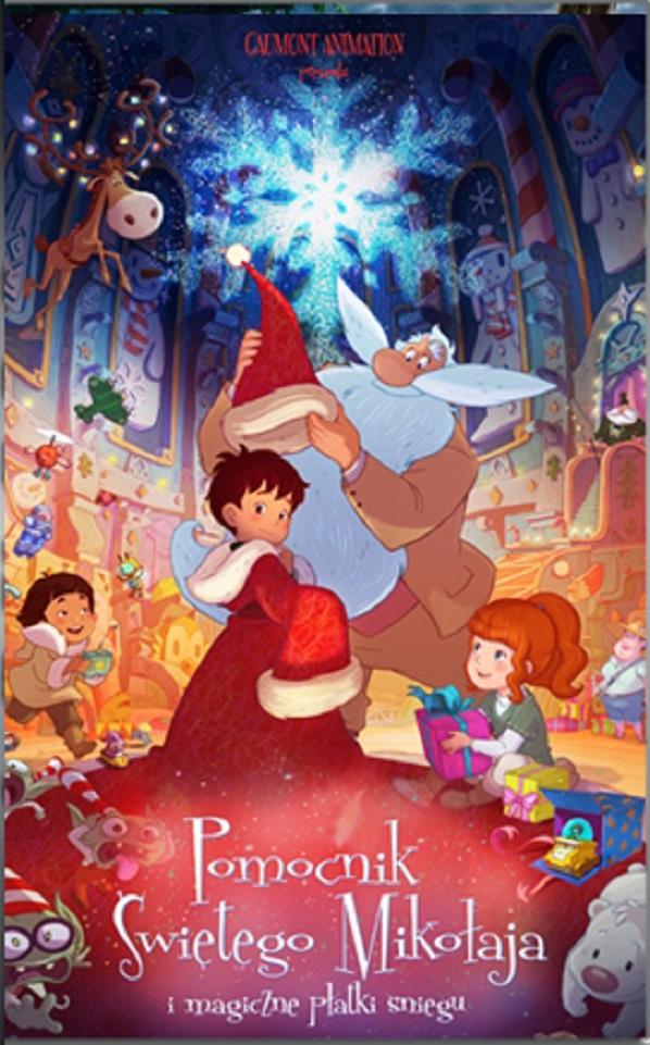 Pomocnik Świętego Mikołaja i Magiczne Płatki Śniegu / The Magic Snowflakes