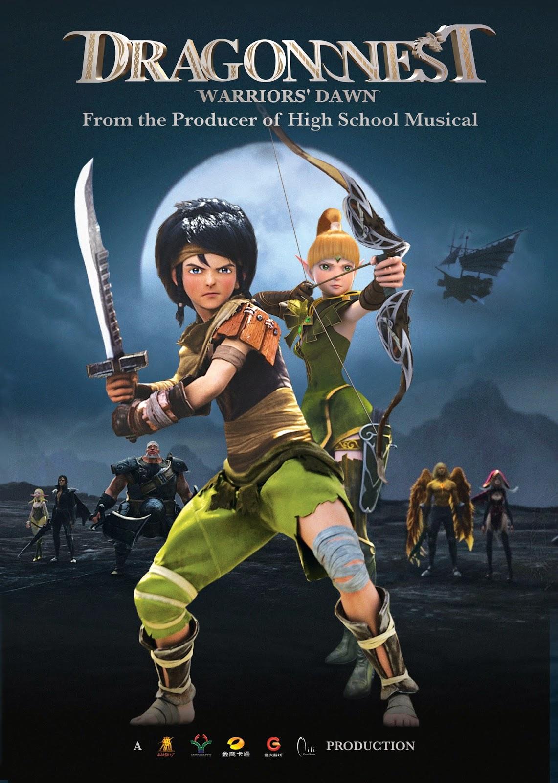 Dragon Nest: Wojownicy Świtu / Dragon Nest: Warriors Dawn