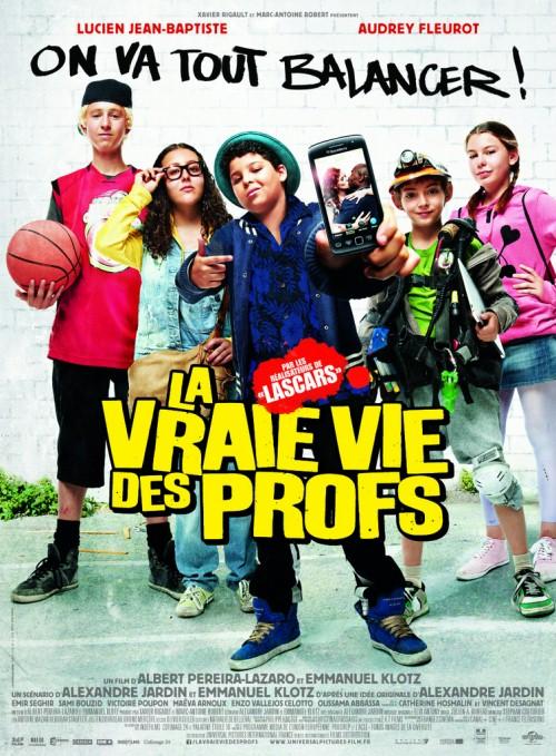Sekretne życie nauczycieli / La Vraie vie des profs