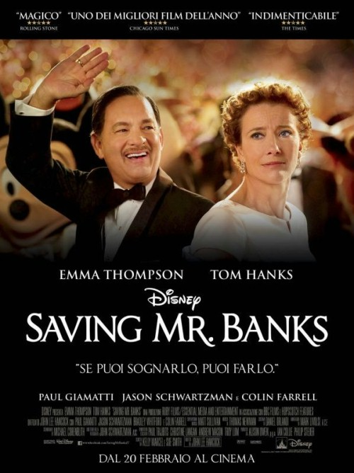 Ratując Pana Banksa / Saving Mr. Banks