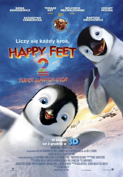 Happy Feet: Tupot małych stóp 2 / Happy Feet 2