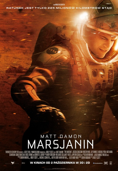 Marsjanin / The Martian
