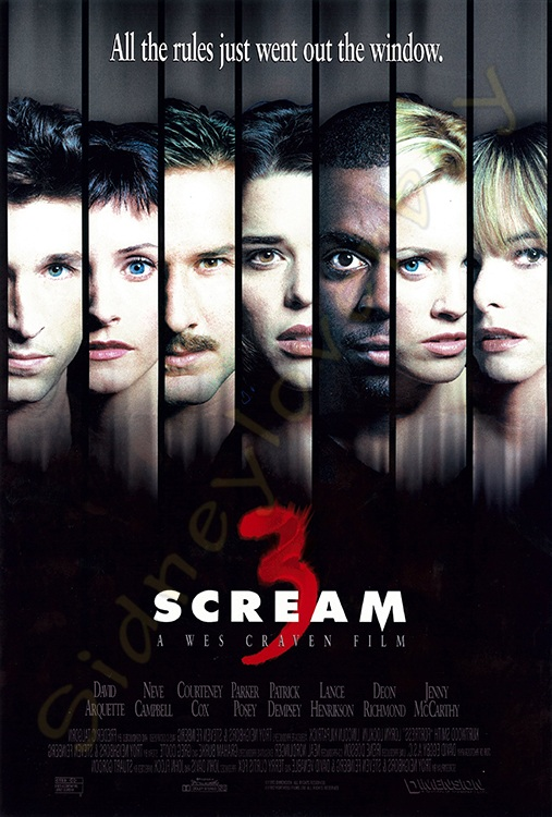 Krzyk 3 / Scream 3