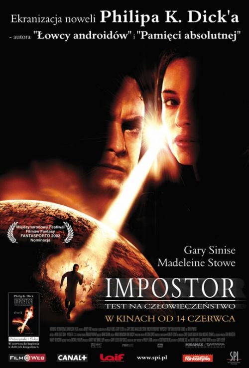 Impostor: Test na człowieczeństwo / Impostor
