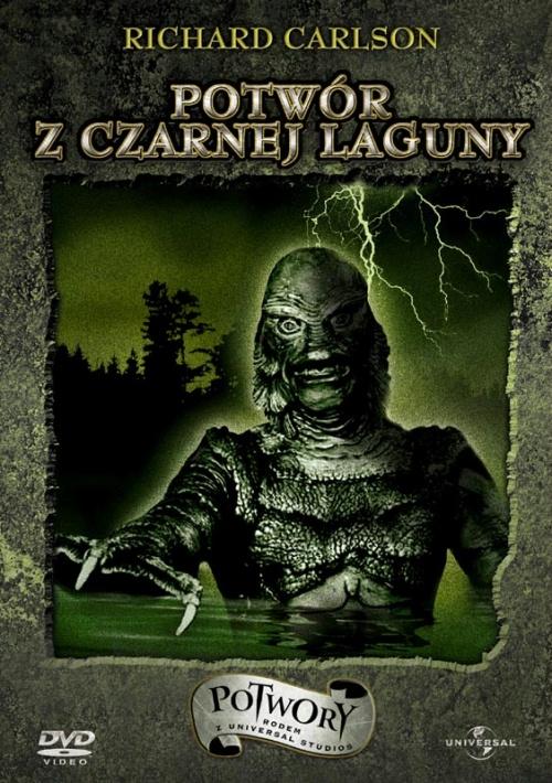 Potwór z Czarnej Laguny - Creature from the Black Lagoon