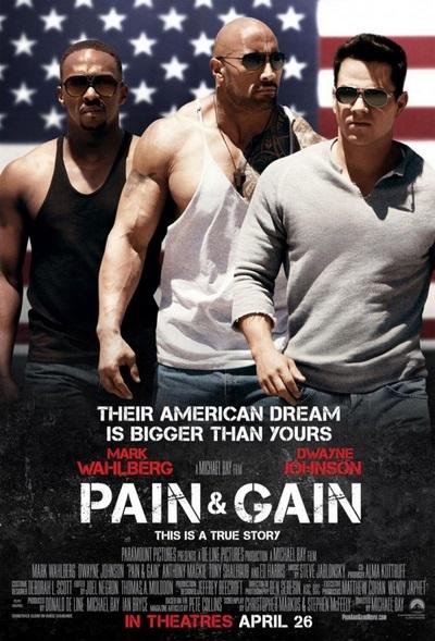 Sztanga i cash / Pain and Gain