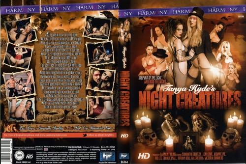 Tanya Hyde's Night Creatures