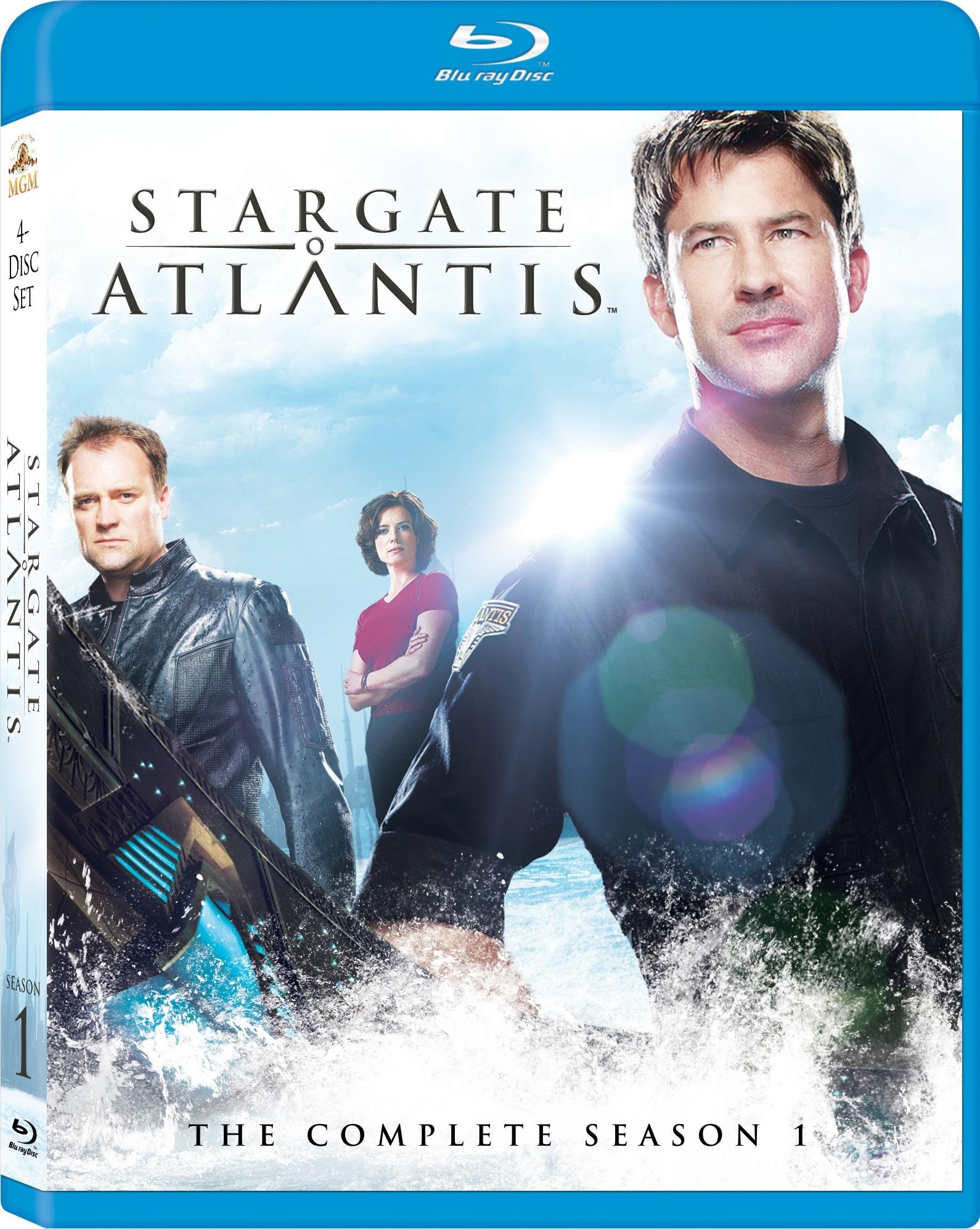 Gwiezdne Wrota: Atlantyda / Stargate: Atlantis (sezon 1)