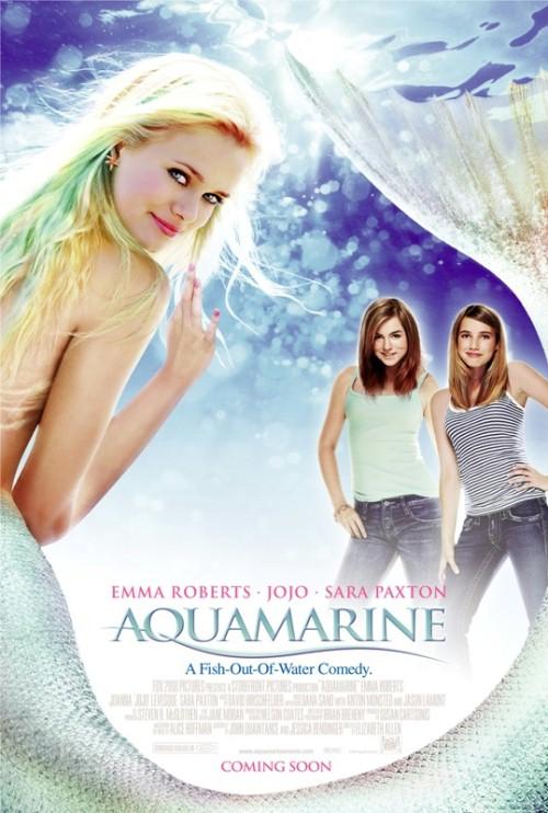 Akwamaryna / Aquamarine