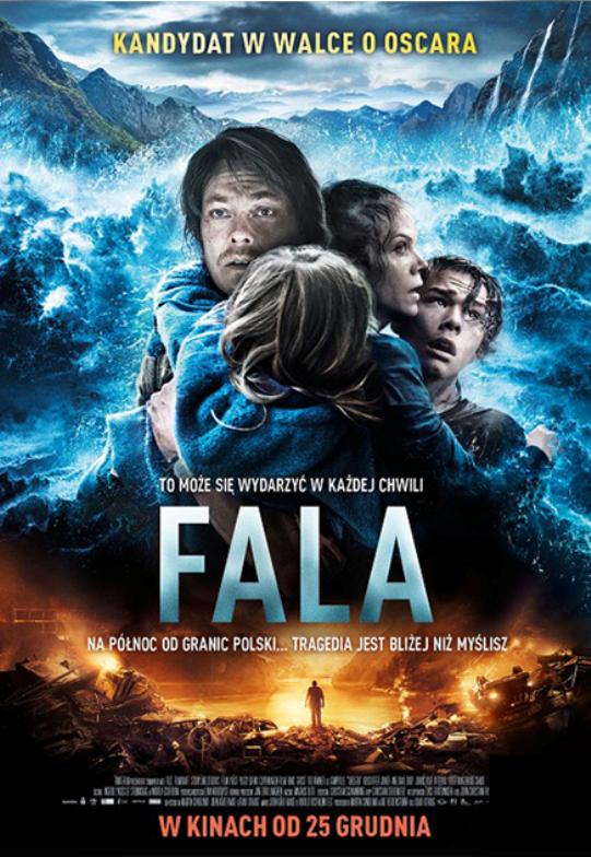 Fala / The Wave / Bolgen