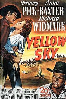 Droga do Yellow Sky / Yellow Sky