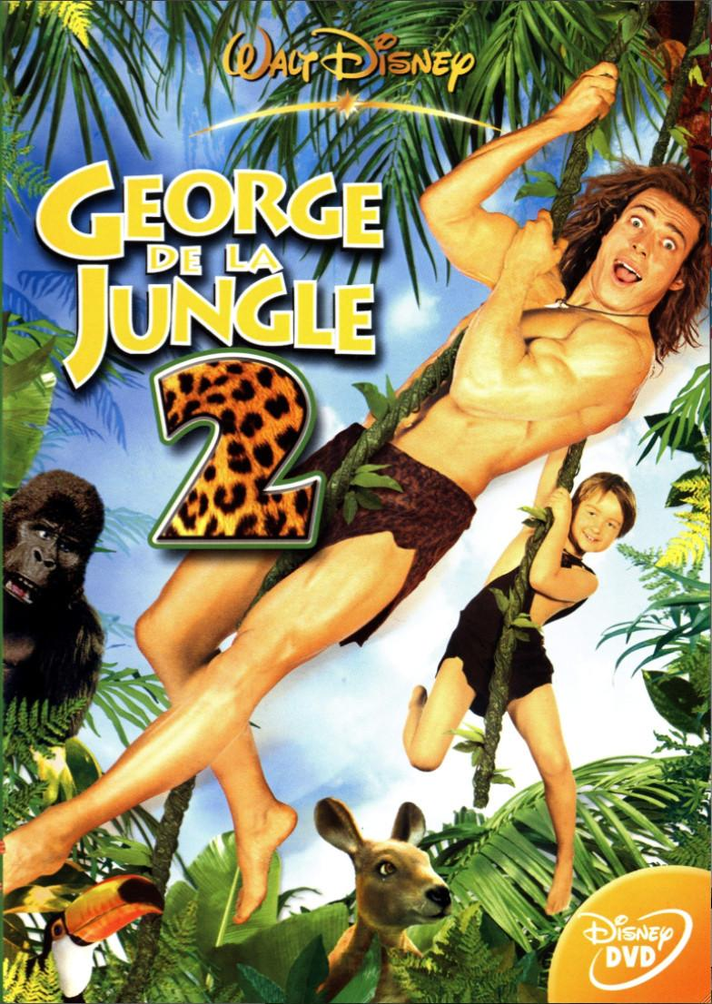 George prosto z drzewa 2 / George of the Jungle 2