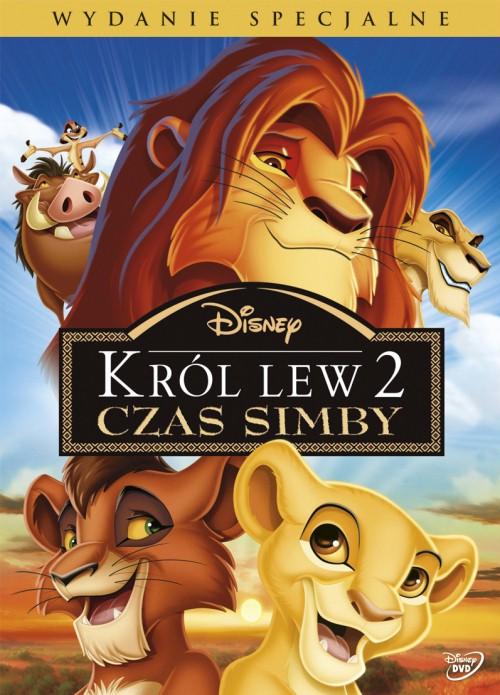 Król Lew 2: Czas Simby / The Lion King II: Simba's Pride