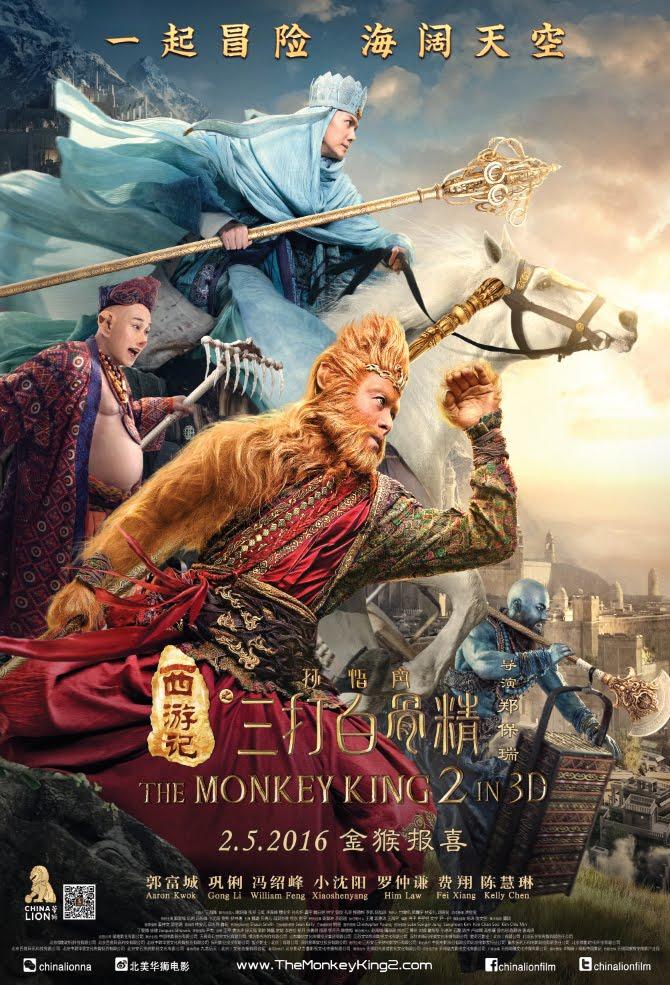 Małpi Król 2 / The Monkey King 2