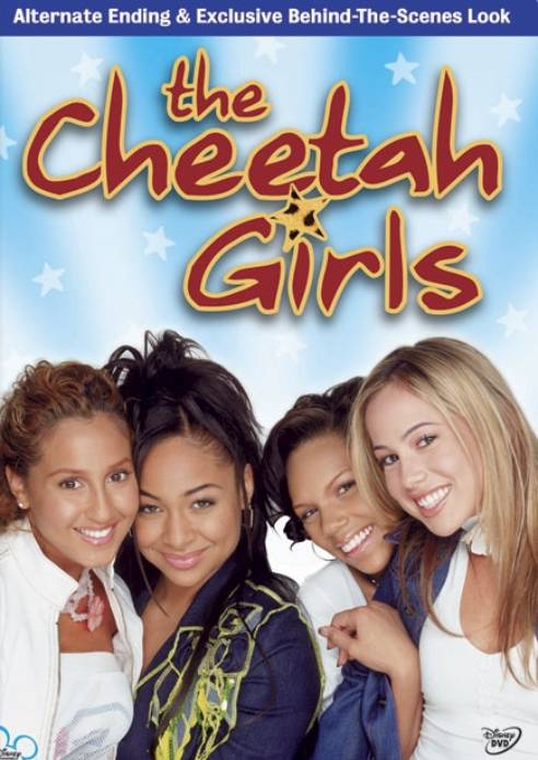 Dziewczyny Cheetah / The Cheetah Girls
