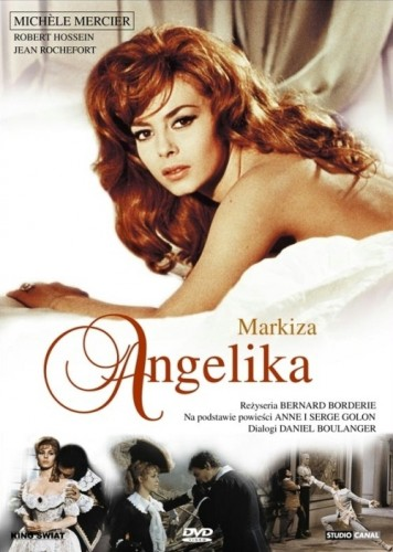 Markiza Angelika / Angélique, marquise des anges