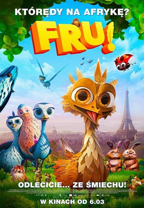 Fru! / Yellowbird / Gus, petit oiseau, grand voyage