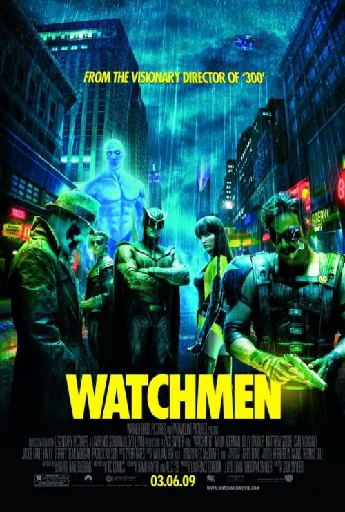Watchmen Strażnicy / Watchmen