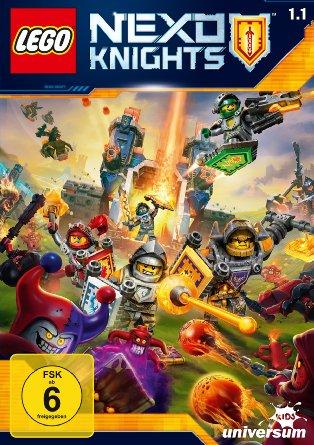 Lego: Rycerze Nexo / Nexo Knights (Sezon 1)
