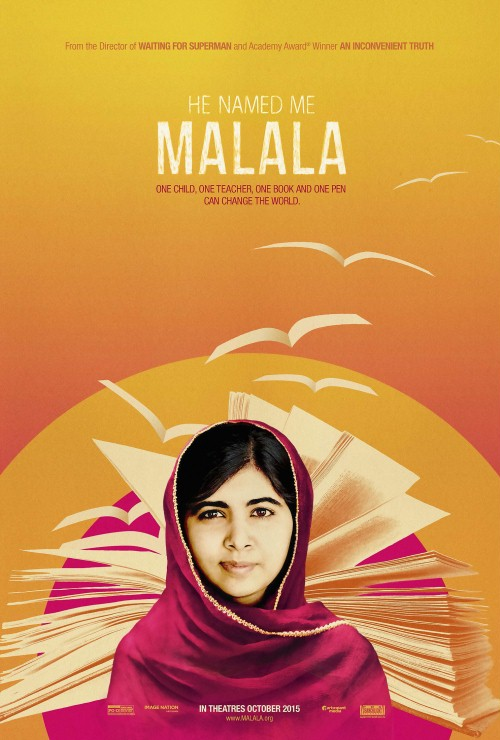 To ja, Malala / He Named Me Malala
