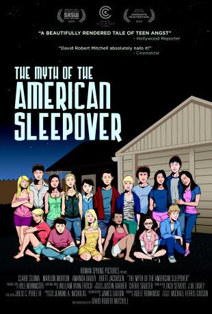 Legendarne Amerykańskie Pidżama Party / The Myth Of The American Sleepover