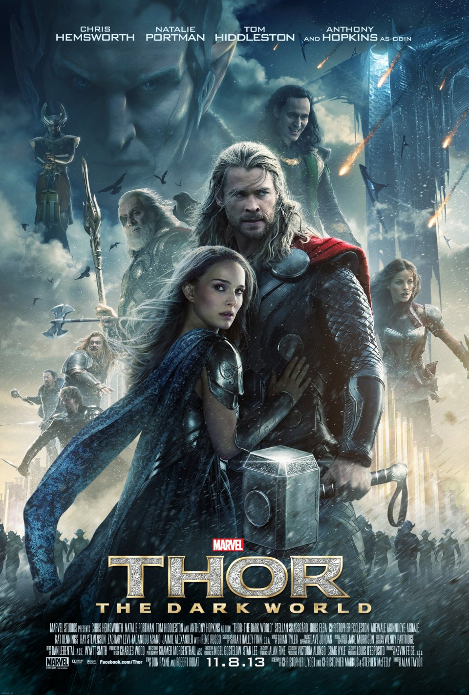 Thor: Mroczny świat / Thor The Dark World