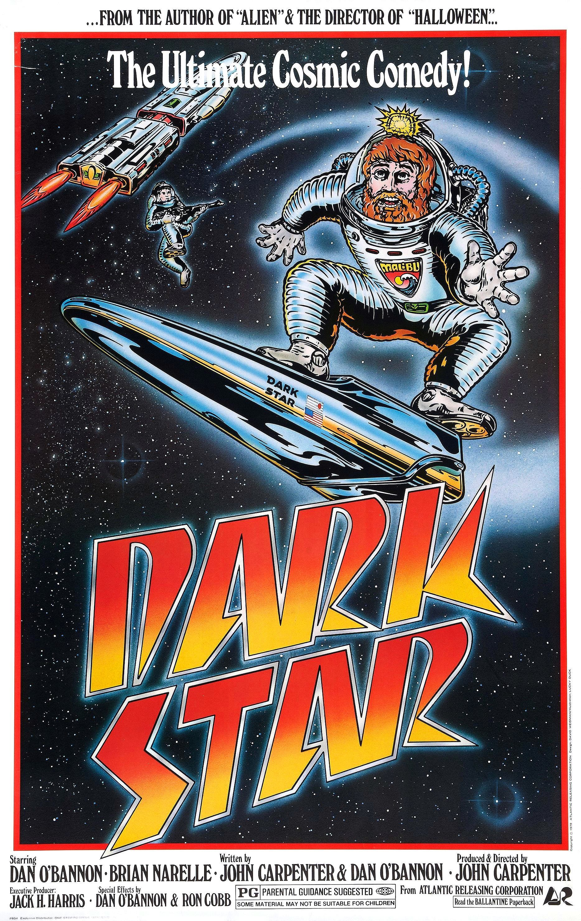 Ciemna gwiazda / Dark Star