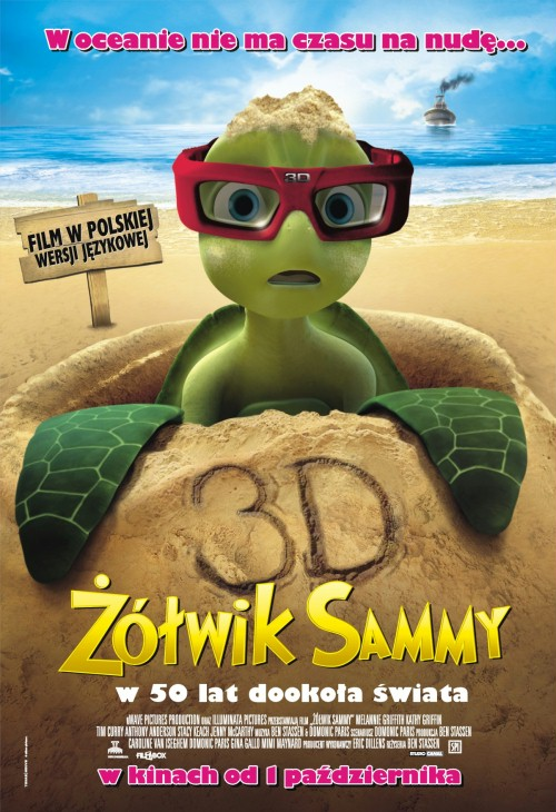 Żółwik Sammy / Sammy's Adventures: The Secret Passage
