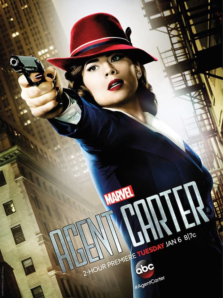 Agentka Carter / Marvel's Agent Carter [SEZON 1]