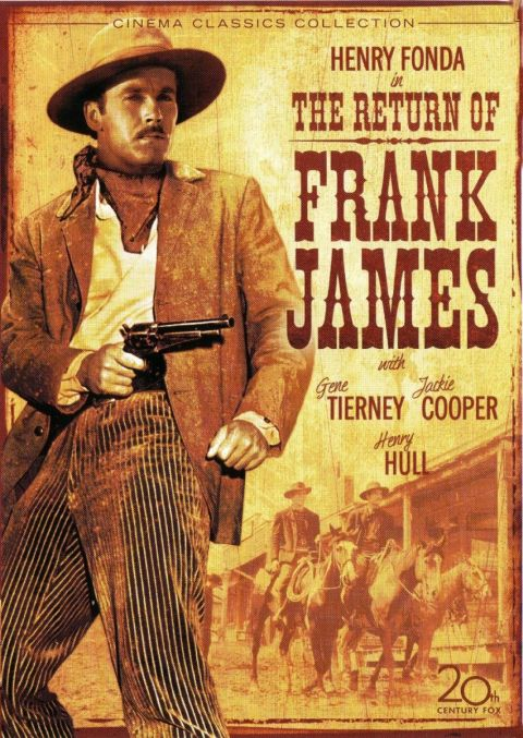 Powrót Franka Jamesa / The Return of Frank James