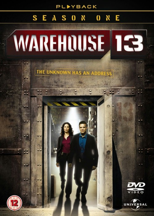 Magazyn 13 / Warehouse 13 (Sezon: 4)