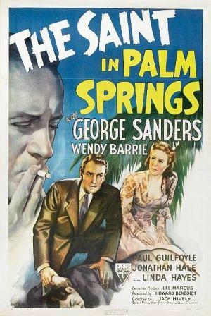 Święty w Palm Springs / The Saint in Palm Springs