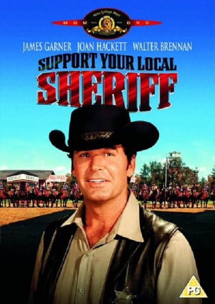 Popierajcie swego szeryfa / Support Your Local Sheriff!