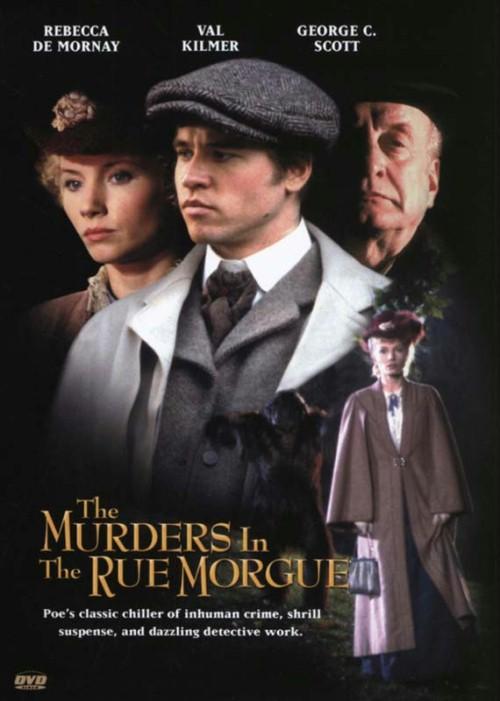 Zabójstwa przy Rue Morgue / The Murders in the Rue Morgue