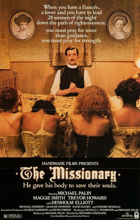 Misjonarz / The Missionary