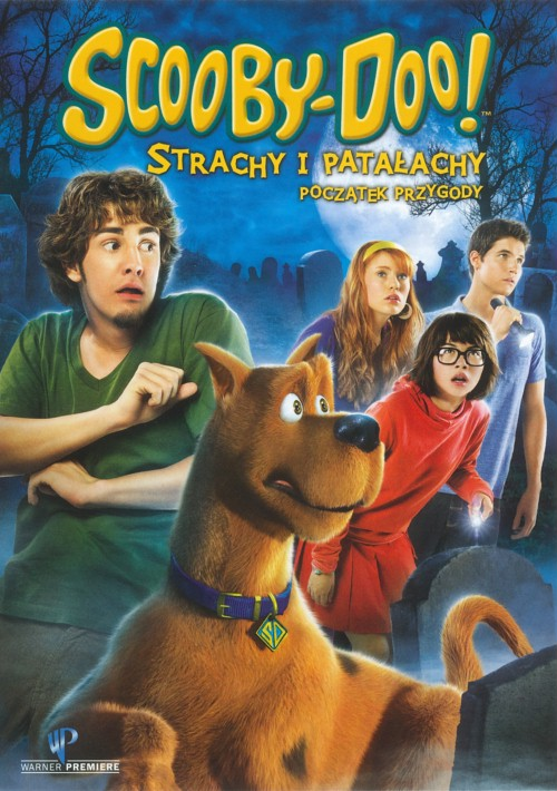 Scooby-Doo! Strachy i Patałachy / Scooby Doo! The Mystery Begins