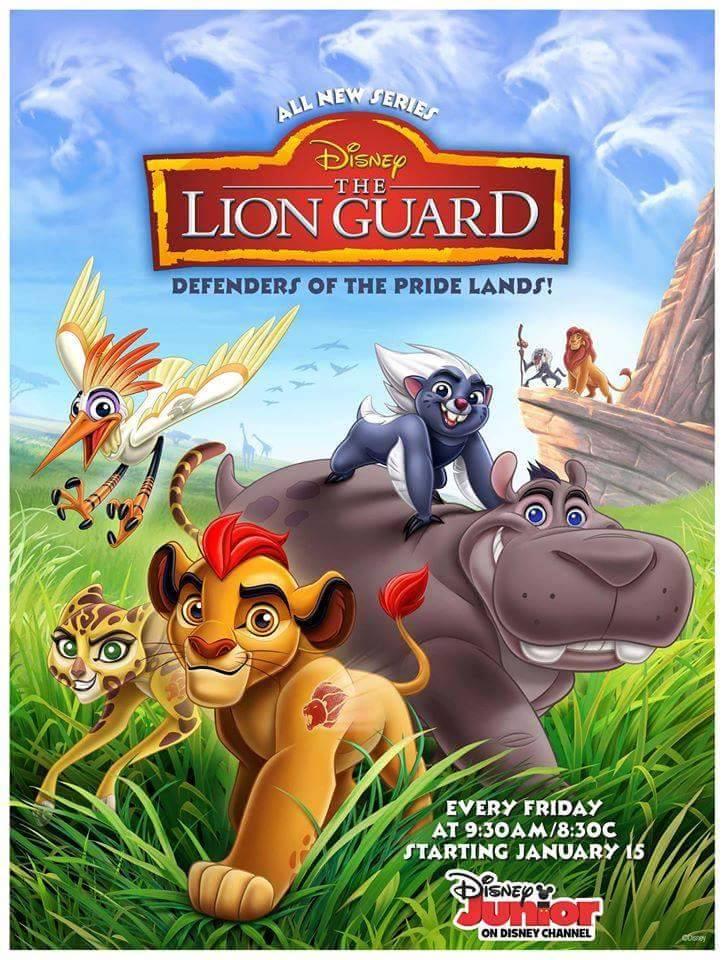Lwia Straż / The Lion Guard (Sezon 1)
