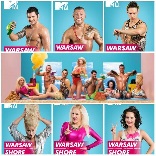 Ekipa z Warszawy / Warsaw Shore (Sezon: 02)