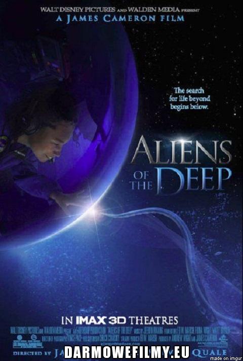 Obcy z głębin / Aliens of the Deep