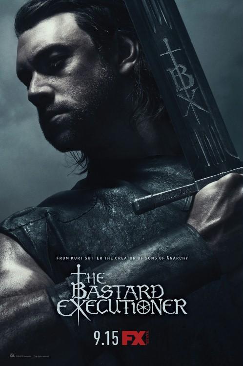 Posłaniec Gniewu / The Bastard Executioner (Sezon 01)