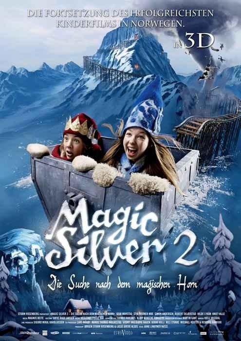 Wyprawa po czarodziejski róg / Magic Silver 2: The Great Freeze