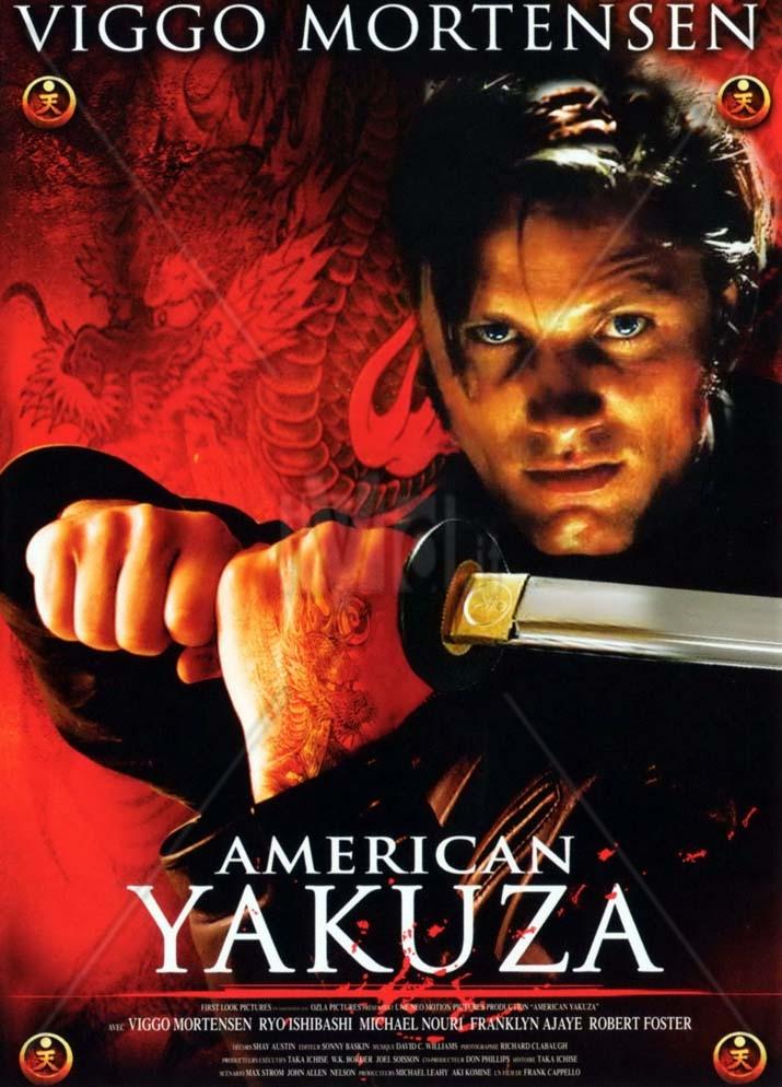 Amerykański Yakuza / American Yakuza