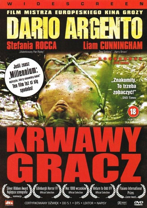 Krwawy Gracz / Card Player