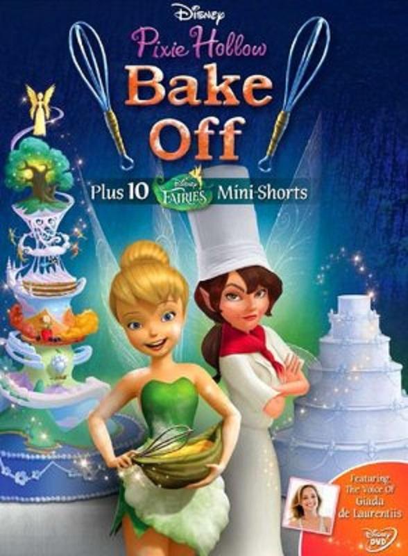 Dzwoneczek i Konkurs wypieków w Przystani Elfów / Pixie Hollow Bake Off